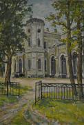 Львовский дворец. Автор: В.В. Мишуров