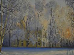 Львовский дворец. Автор: В.П. Морозов