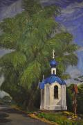 Часовня Николая Чудотворца. Автор: Ю.Н. Брехов